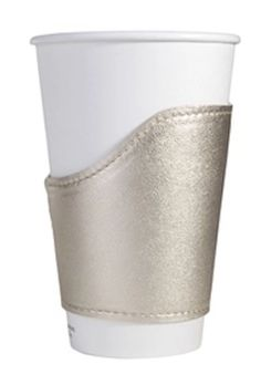 Darling leather coffee cozie - monogram it for a personalized touch! - 50% off! http://rstyle.me/n/kjnddnyg6