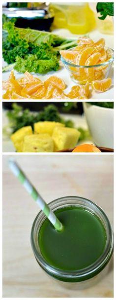 Mandarin smoothie gr