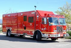 LA County FD Heavy Rescue Squad.