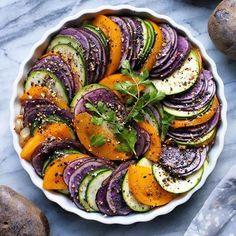 Purple Potato Tian v