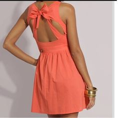 Cute dress for summer :)