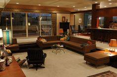 The Draper Apartment.