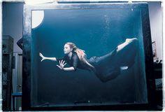 Kate Winslet for Annie Leibovitz