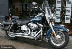 Harley Davidson 100th Anniversary Items | HARLEY-DAVIDSON FLSTCI 100th ANNIVERSARY HERITAGE CLASSIC | eBay