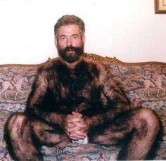World's Hairiest Man ewww