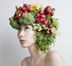 hair-veggies-takaya via urbangardensweb
