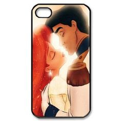 Little Mermaid iPhone 4S case