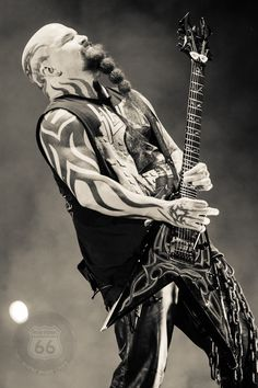 #Slayer Live in Tokyo - Kerry King