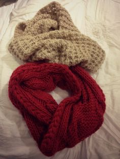 Infinity Scarves...