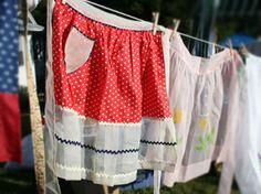 Mama s apron on pinterest aprons apron patterns and vintage apron