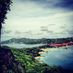St Lucia. I can dream
