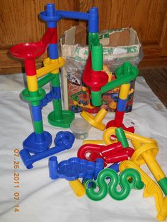 Discovery toys MARBLEWORKS