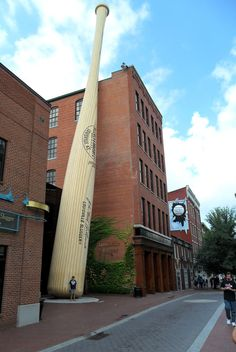 Louisville Slugger - Louisville, KY