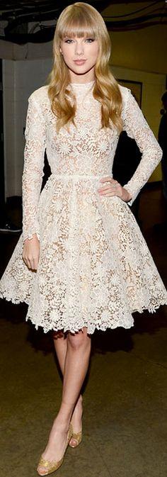 #renda #branco #vestido