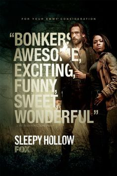 Emmys: Fox Goes Guerrilla With 'Sleepy Hollow' Campaign