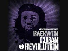 Raekwon Cuban Revolution Track 6-Slang Copulation ft Nas,Cappadonna And Ghostface Killah