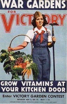 #victory #garden