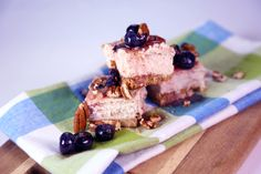 Yogurt Granola Bars by Clinton Kelly