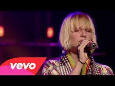 Sia - Breathe Me (Live At SxSW) - YouTube