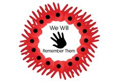 ... wreaths for remembrance day on Pinterest | Veterans Day