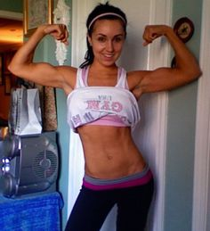 Savannah Neveux- my ultimate fitspiration for 2013!