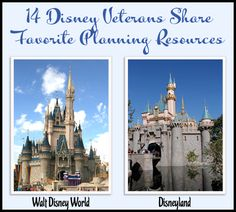 Disney Planning - Several great sites (that I already use and several I did not know about).