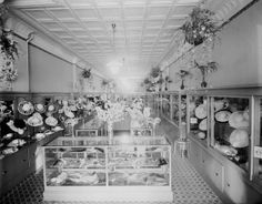 Smith's Emporium. 104 E. 2nd St. Muscatine, Iowa. June 1916. Oscar Grossheim Collection courtesy of The Musser Public Library.