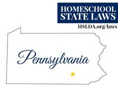 PENNSYLVANIA Homeschool State Laws | HSLDA