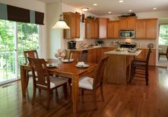 Briarwood kitchen at Summerwood in Accokeek, MD by Lennar