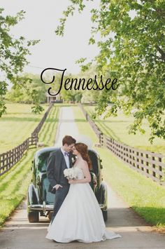 Local Wedding Guide: Tennessee (photo by DixiePixel.com)