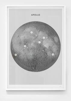 Image of Apollo — Berg for Edition of 100