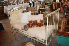 Items from vendors from the Hunt and Gather market in Crown Point, IN Old Green Shutters Redeemed Furnishings