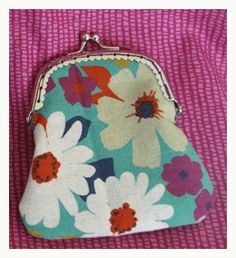 coin purses are easy handmade gifts