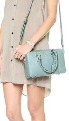 Tory Burch mini square satchel  http://rstyle.me/n/jtq4zpdpe