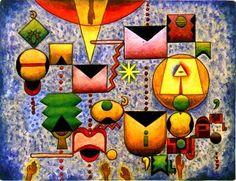 xul solar, art argentino, argentino vario, art art
