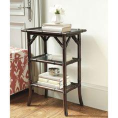 Odette Rectangular Side Table | Lighting | Ballard Designs