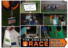 lemons, church games, young womenchurch, amaz race, church activ