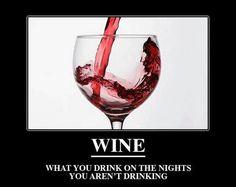 Wine! :)