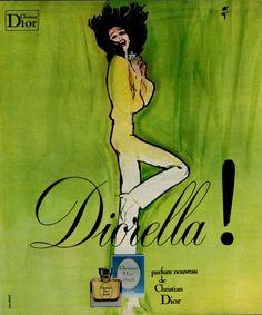 Vintage Dior ad...