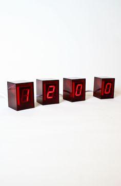 areaware alarm clock