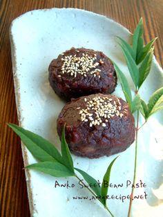 How to make Anko, Red Bean Paste, Azuki Bean Paste, Japanese Dessert recipe