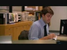 The Office - Jim's best moments. This is gold!!