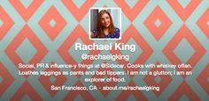 "Included in @Social Fresh's ""Top 43 Social Media Career Moves of 2013"""