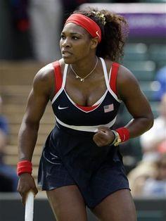 Congratulations Serena Williams