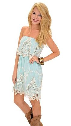 Just a Southern Girl Dress : The Blue Door Boutique