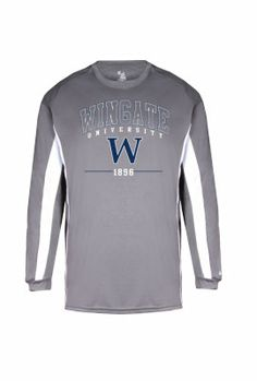 Long Sleeve Dry Fit. $26.95.  Order now & ship today! Call 704-233-8025.