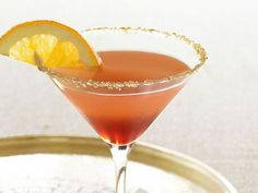 Emeril's Ruby Red Rocket Cocktail