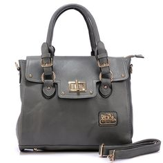 #COACH Luxury And High Quality Of Coach Sadie Flap In Spectator Medium Grey Satchels AOJ Makes You More Elegant.