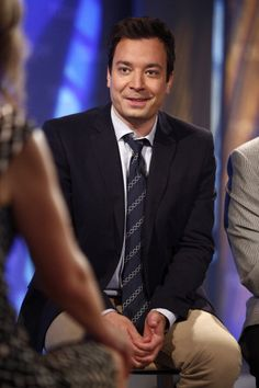 Jimmy Fallon on the Today Show