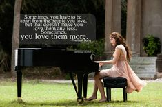 Love Quotes From Movies and Songs   The Last Song #Miley Cyrus #The Last Song quotes